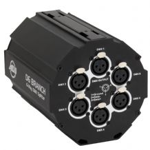 ADJ D6 Branch 6way 3pin DMX Splitter